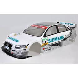 FG Modellsport 04148 1:5 karoserija Audi A4 DTM Siemens lakirana, vgravirana, dekorirana