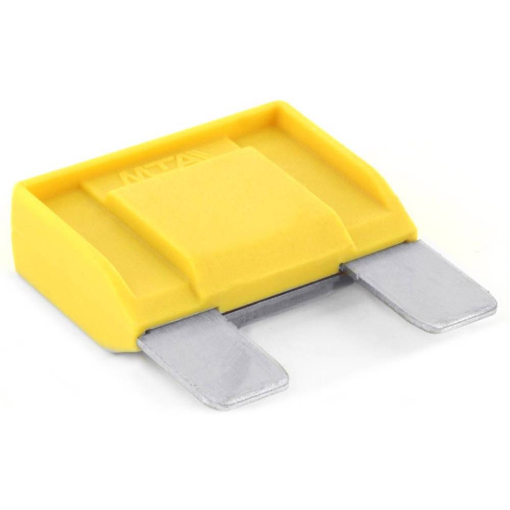 TRU COMPONENTS 8551228 maksi ploščata varovalka 20 A rumena 1 kos
