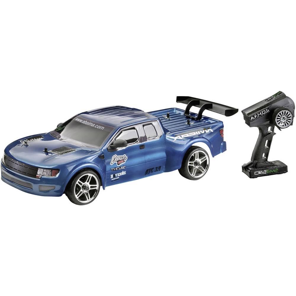 Absima ATC 3.4 s ščetkami 1:10 RC Modeli avtomobilov Elektro Cestni model Pogon na vsa kolesa (4WD) RtR 2,4 GHz