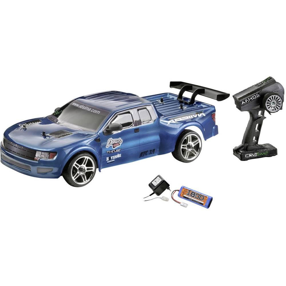 Absima ATC 3.4 s ščetkami 1:10 RC Modeli avtomobilov Elektro Cestni model Pogon na vsa kolesa (4WD) RtR 2,4 GHz Vklj. akumulator