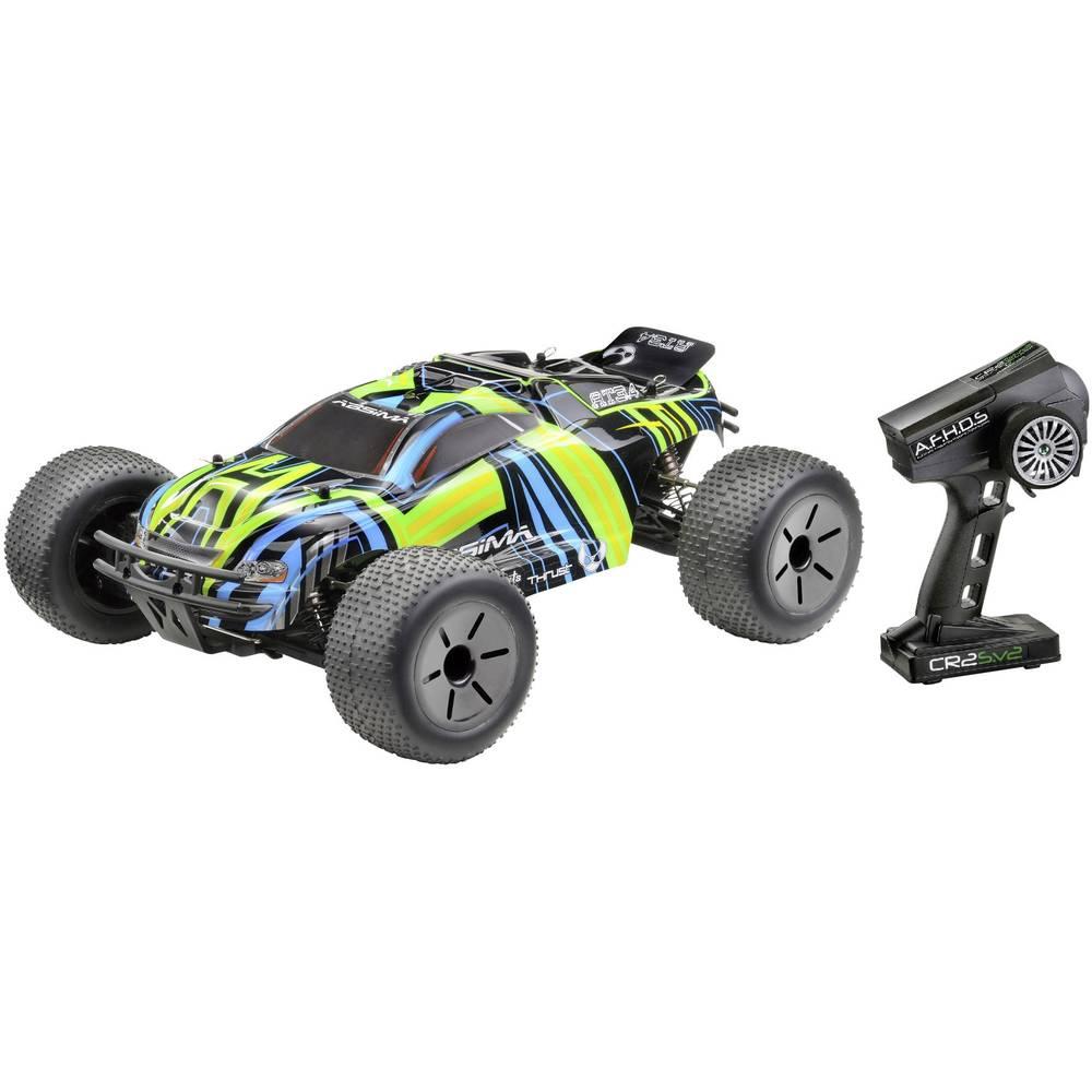 Absima AT3.4BL brez ščetk 1:10 RC modeli avtomobilov elektro truggy pogon na vsa kolesa (4wd) RtR 2,4 GHz