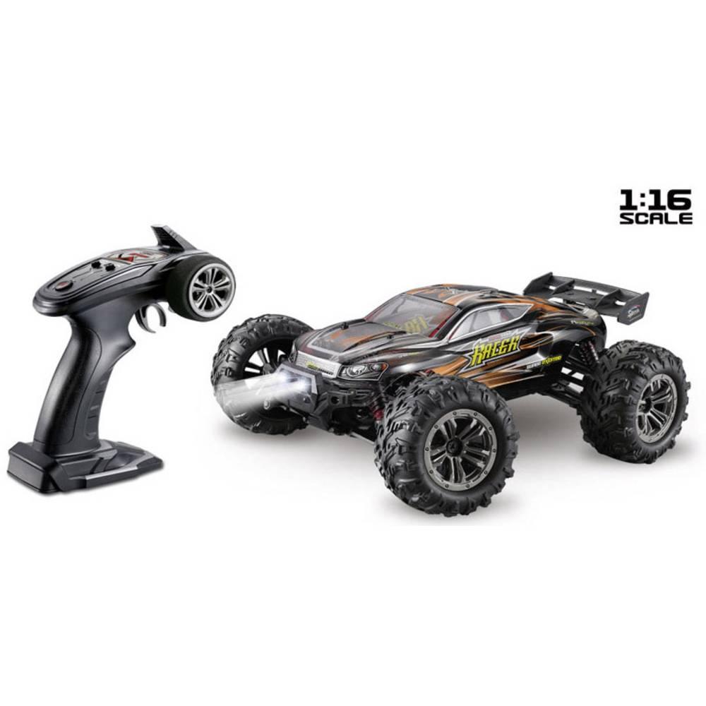 Absima Racer s ščetkami 1:16 RC Modeli avtomobilov Elektro Truggy Pogon na vsa kolesa (4WD) RtR 2,4 GHz Vklj. akumulator in poln