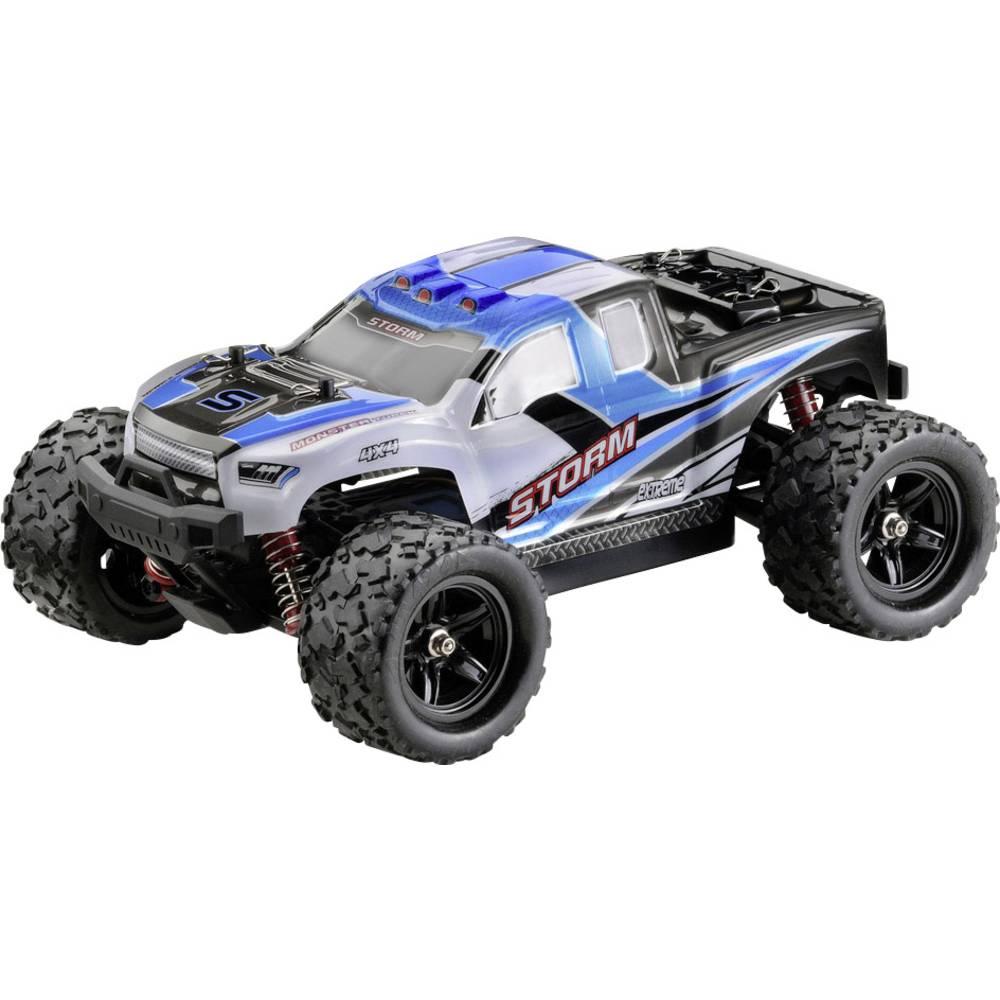 Absima Storm s ščetkami 1:18 RC Modeli avtomobilov Elektro Buggy Pogon na vsa kolesa (4WD) RtR 2,4 GHz Vklj. akumulator in polni