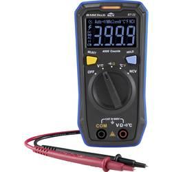 Basetech BT-22 ručni multimetar digitalni CAT III 600 V Zaslon (brojevi): 4000