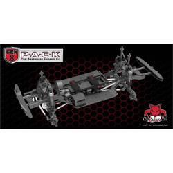 Redcat Gen8 Scout II 1:10 rc modeli avtomobilov elektro crawler pogon na vsa kolesa (4wd) komplet za sestavljanje