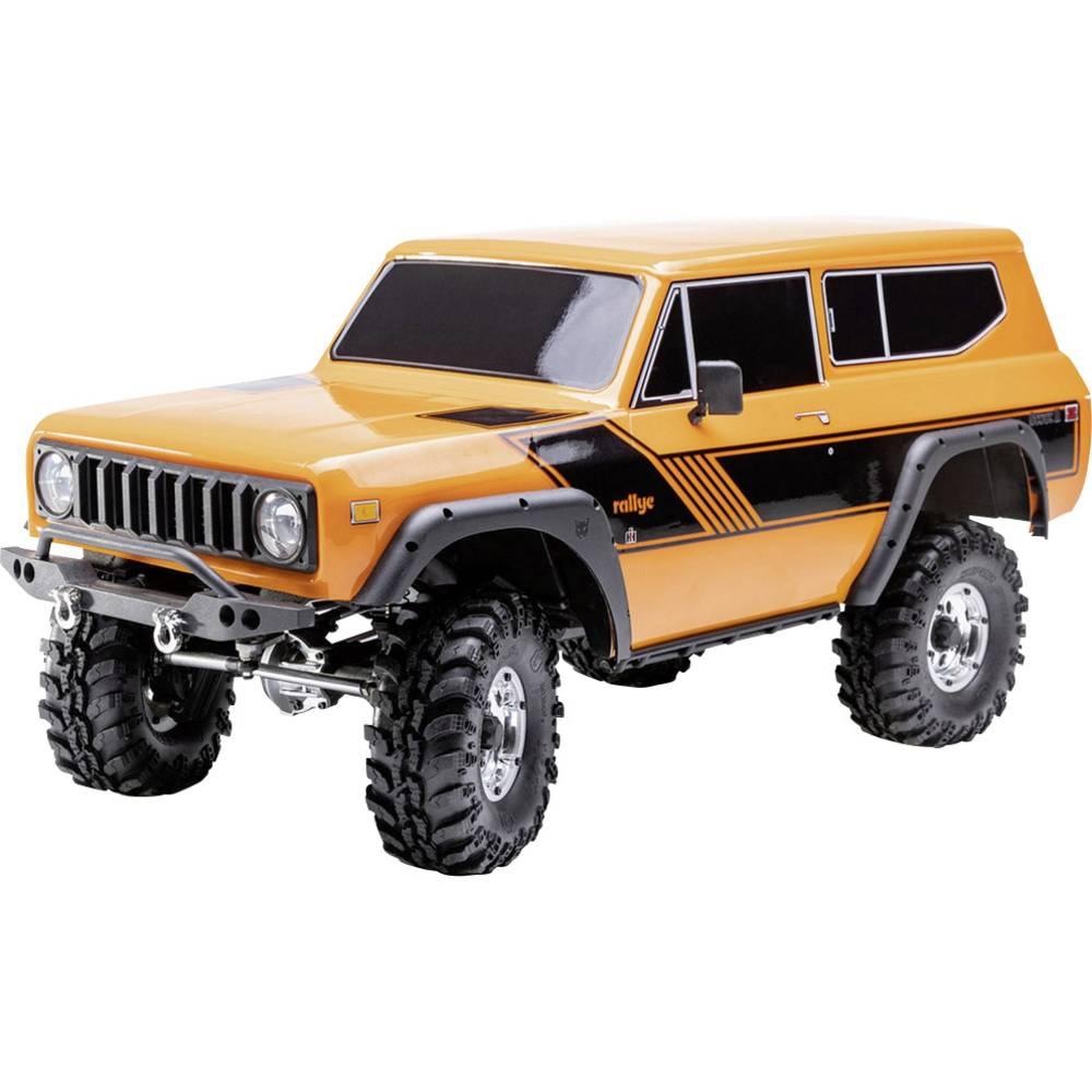 Redcat Gen8 Scout II s ščetkami 1:10 RC Modeli avtomobilov Elektro Crawler Pogon na vsa kolesa (4WD) RtR 2,4 GHz