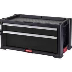 KETER 237790 Škatla brez orodja Črna