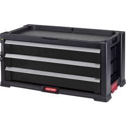 KETER 237791 Škatla brez orodja Črna