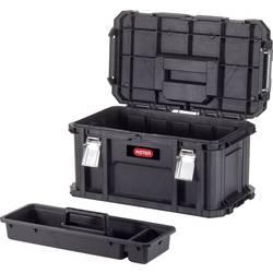 KETER 239995 Connect Škatla brez orodja Črna