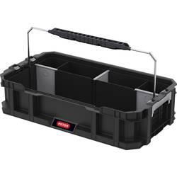 KETER 237897 Connect Caddy Škatla brez orodja Črna