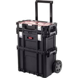 KETER 238273 Škatla za orodje - komplet Črna