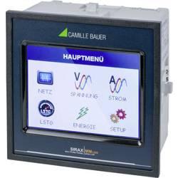 Camille Bauer Višenamjenski indikator za velike trenutne veličine tipa SIRAX MM1200 s TFT zaslonom osjetljivim na dodir Vodič za