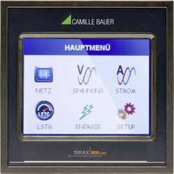 Camille Bauer SIRAX MM1200 Višenamjenski indikator za velike trenutne veličine s TFT zaslonom osjetljivim na dodir Vodič na engl