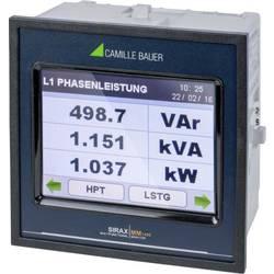 Camille Bauer SIRAX MM1400 Višenamjenski indikator za velike trenutne veličine s TFT zaslonom osjetljivim na dodir i RS485 Modbu