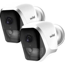 WLAN ip set sigurnosne kamere 1280 x 720 piksel Switel COIP202B