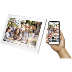 digitalni foto okvir 39.6 cm 15.6 palec Denver PFF-1513 1920 x 1080 piksel bela
