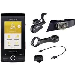 Sigma ROX 12.0 SPORT Set - Blanc navigacijski uređaj za bicikl bicikliranje europa (openstreetmaps) zaštita od prskanja vode, gl