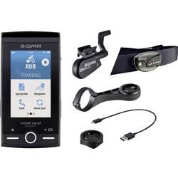 Sigma ROX 12.0 SPORT Set - Anthracite navigacijski uređaj za bicikl bicikliranje europa (openstreetmaps) zaštita od prskanja vod