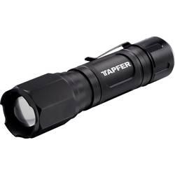 Tapfer 5004LTF LED Žepna svetilka Nastavljiva velikost točke, S sponko za pas Baterijsko 1440 lm 265 g