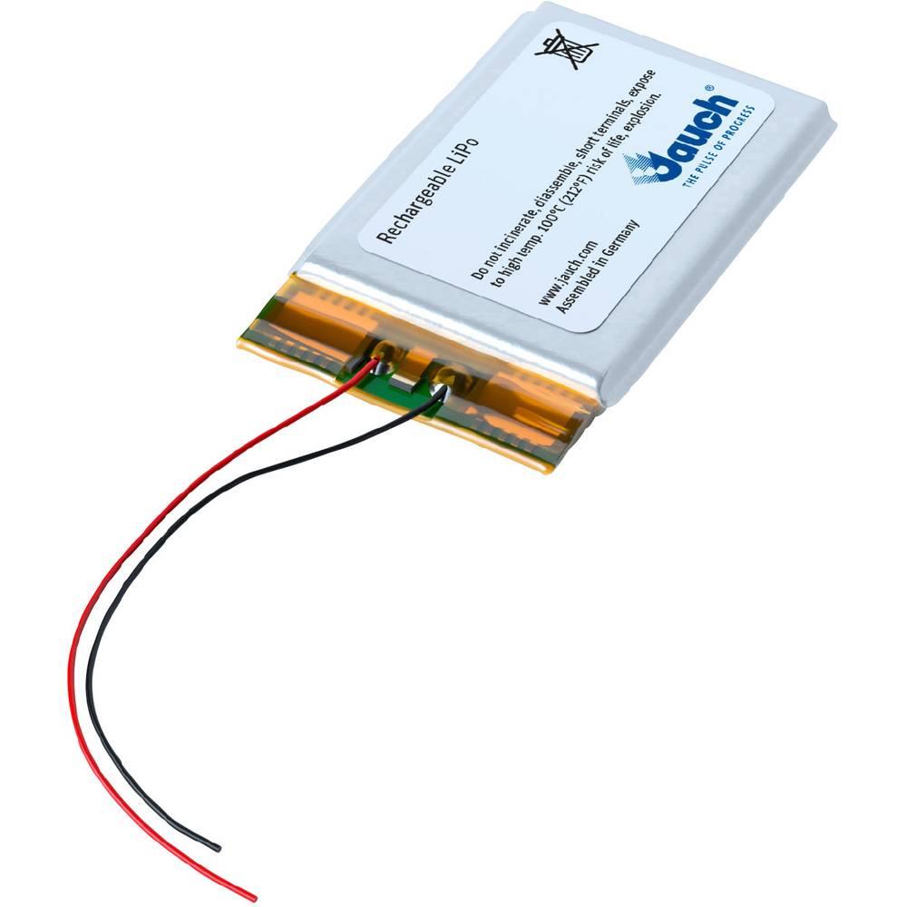 Jauch Quartz LP523450JU specialni akumulatorji prizmatična kabel lipo 3.7 V 1000 mAh