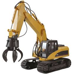 Amewi 1:14 RC funkcijski model za začetnike gradbeni stroj vklj. akumulator in polnilni kabel