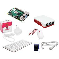 Raspberry Pi® Desktop Kit raspberry pi® 4 b 4 GB 4 x 1.5 GHz vklj. tipkovnica, vklj. miška, vključ. noobs os, vključ. na
