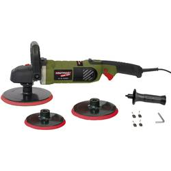 Dino KRAFTPAKET Heavy Duty 1500W 640255 rotacijski polirni stroj 230 V 1400 W 600 - 3000 U/min 180 mm