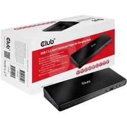 club3D displayport adapter [1x muški konektor displayport - 1x ženski konektor HDMI] crna Ultra HD (4K) HDMI