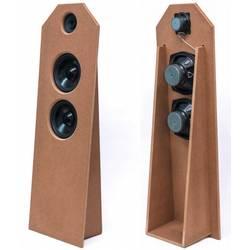 komplet za sestavljanje 2-sistemskih zvočnikov RCS Systeme SPOB21 vklj. kretnica