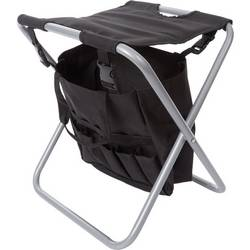 Sklopiva stolica Toolland folding stool Crna GFCHAIR