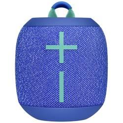 Bluetooth zvučnik UE ultimate ears Wonderboom 2 vanjski, otporan na prašinu, otporan na udarce, vodootporan plava boja