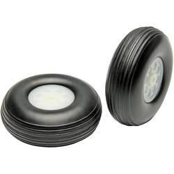 široke pnevmatike za model zračnega plovila s plastičnim platiščem Pichler 40 mm 2 KOS