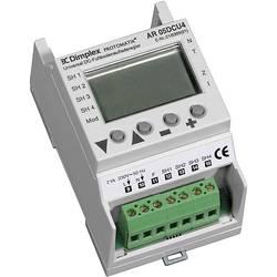Krmiljenje DC polnjenja Dimplex 348370 AR 05 DCU 4 690 W, 690 W, 690 W, 690 W Svetlo siva