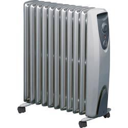 Dimplex 352480 Eco radiator RD 911 TS 2000 W Srebrno-siva, Antracitna