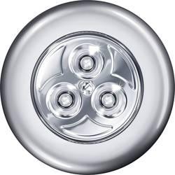 LEDVANCE 4058075227804 DOT-it® L malo mobilno svjetlo led srebrna