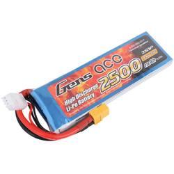 Gens ace LiPo akumulatorski paket za modele 2500 mAh Število celic: 2 25 C Mehka torba XT60