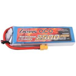 Gens ace LiPo akumulator za oddajnike modelov 14.8 V 2500 mAh Število celic: 4 25 C XT60