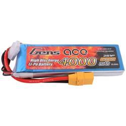 Gens ace LiPo akumulatorski paket za modele 7.4 V 4000 mAh Število celic: 3 45 C XT90
