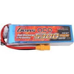 Gens ace LiPo akumulatorski paket za modele 11.1 V 5300 mAh Število celic: 3 30 C XT90