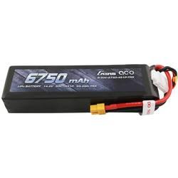Gens ace LiPo akumulatorski paket za modele 14.8 V 6750 mAh Število celic: 4 50 C XT60