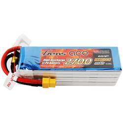 Gens ace LiPo akumulatorski paket za modele 7.4 V 1600 mAh Število celic: 2 40 C XT60