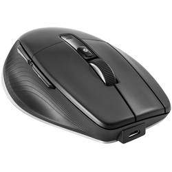 3Dconnexion CADMouse Pro Wireless Bluetooth miška Optični Ergonomski Črna