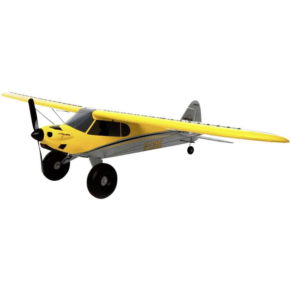 HobbyZone Carbon Cub RC Model motornega letala RtF 1300 mm