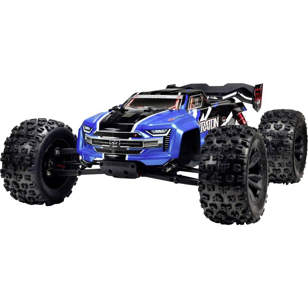 Arrma Kraton BLX brez ščetk 1:8 RC Modeli avtomobilov Elektro Monster Truck Pogon na vsa kolesa (4WD) RtR 2,4 GHz