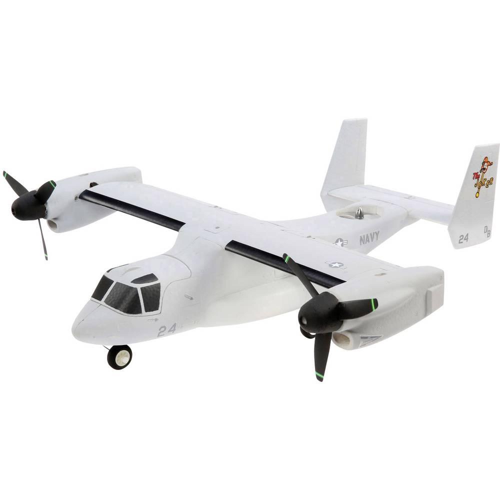 E-flite V-22 Osprey RC Model motornega letala BNF 486 mm