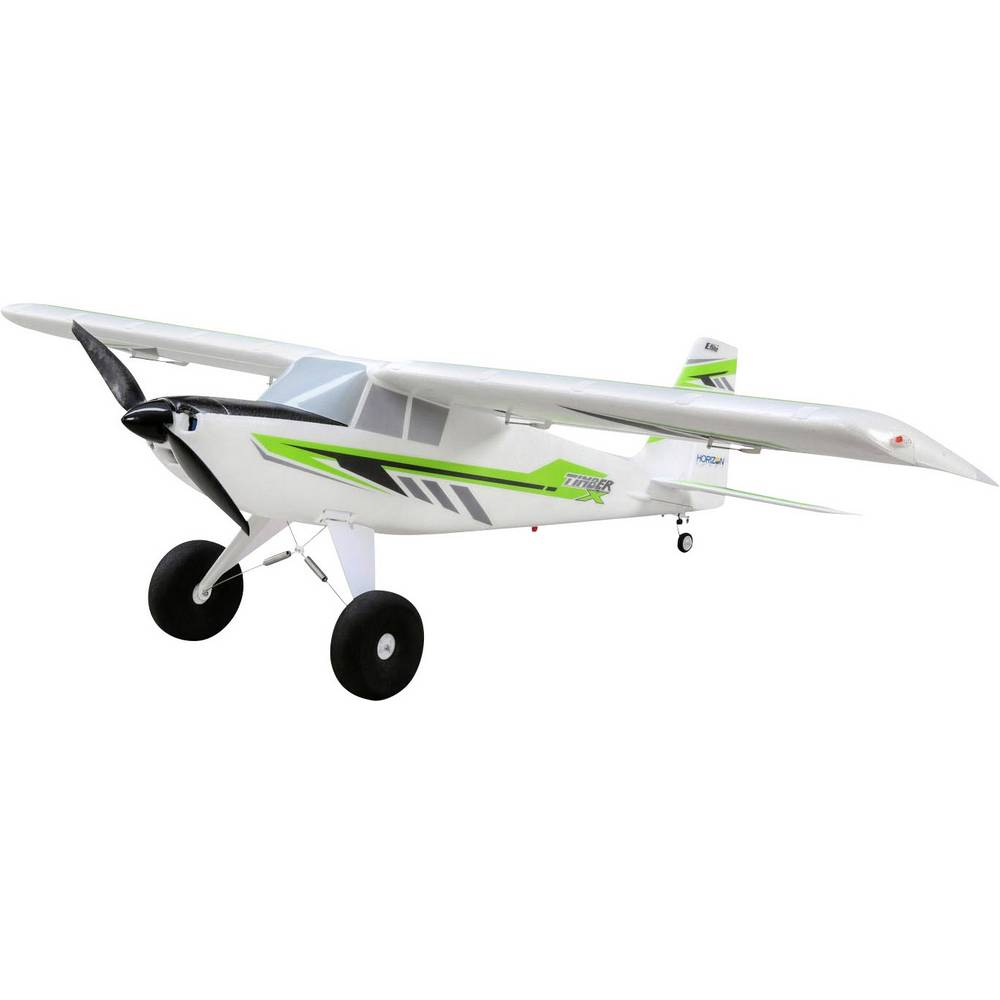 E-flite Timber X RC Model motornega letala BNF 1200 mm