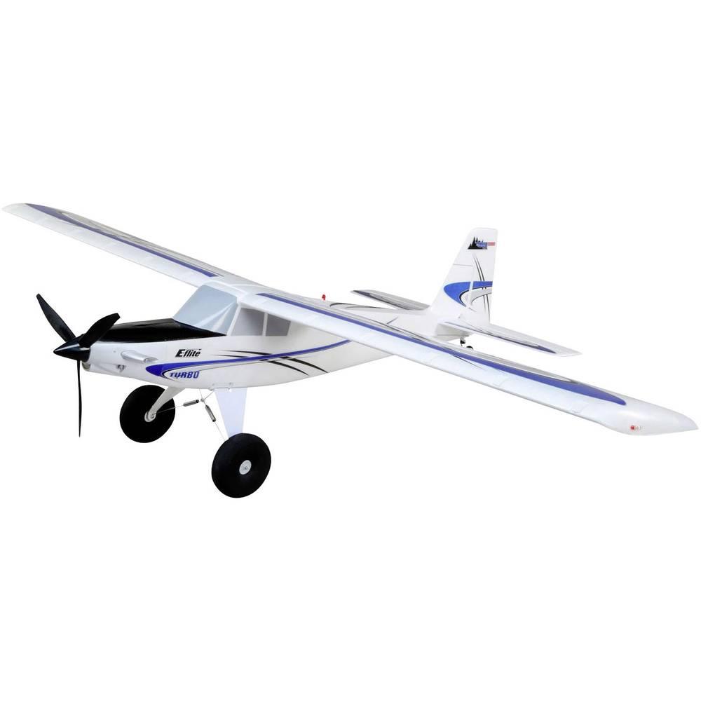 E-flite Turbo Timber RC Model motornega letala BNF 1500 mm