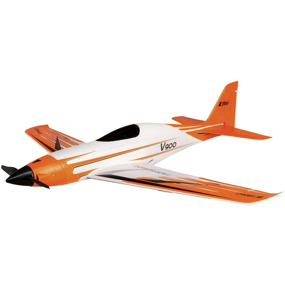E-flite V900 RC Model motornega letala BNF 900 mm