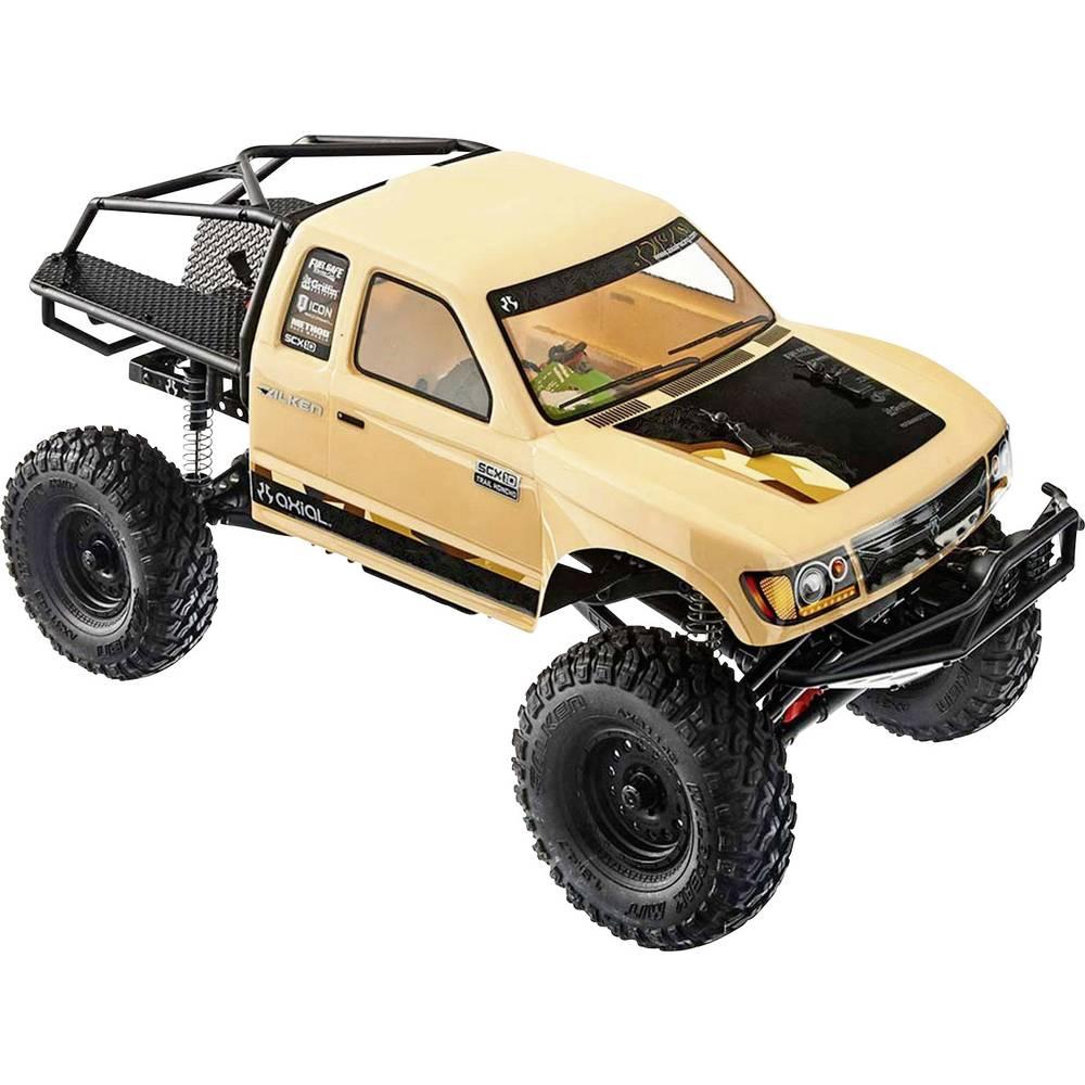 Axial Trail Honcho s ščetkami 1:10 RC Modeli avtomobilov Elektro Crawler Pogon na vsa kolesa (4WD) RtR 2,4 GHz