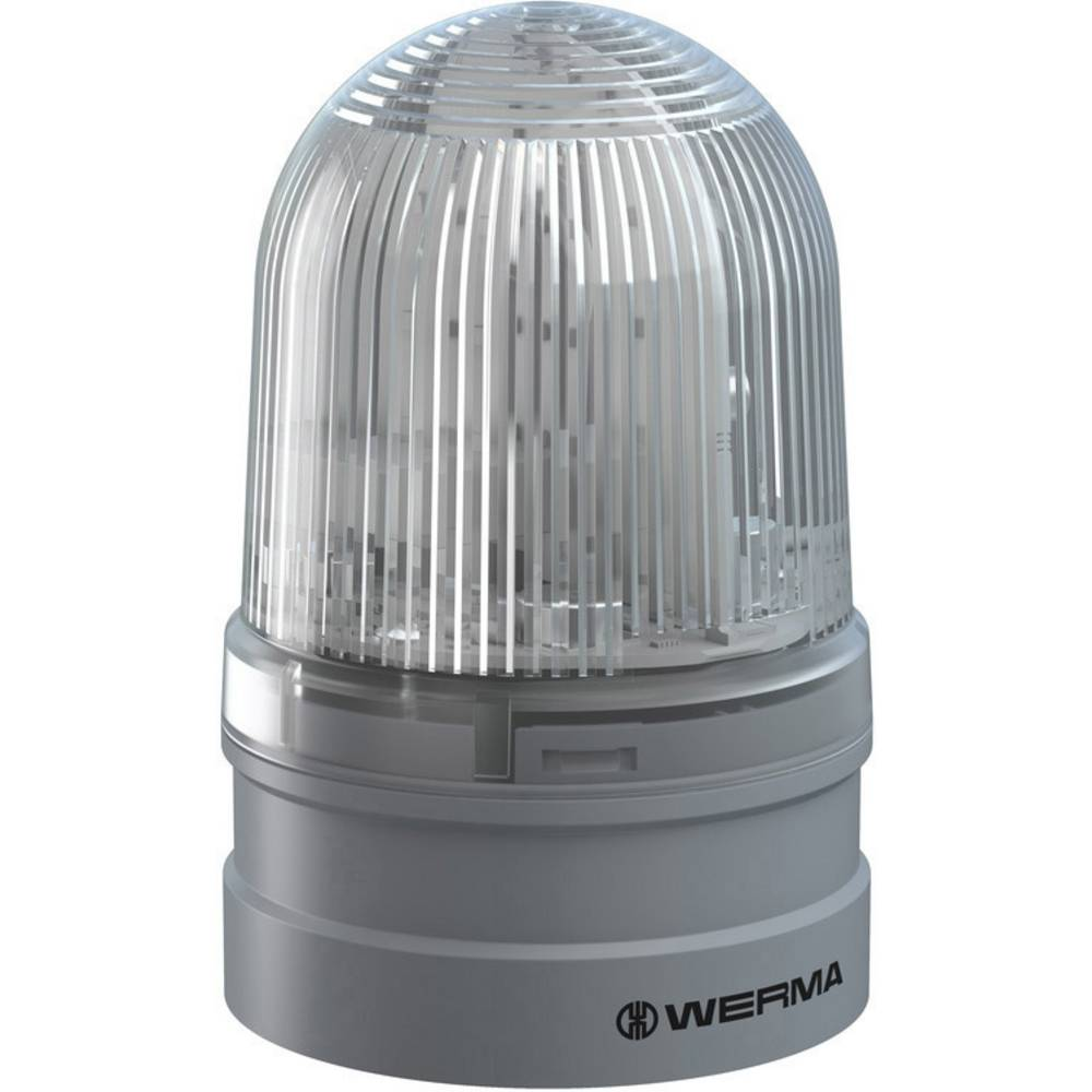 Werma Signaltechnik signalna svjetiljka Midi TriColour 115-230VAC RD/YE/GN crvena, žuta, zelena, 230 V/AC